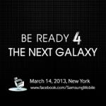 Salió el primer teaser del Samsung Galaxy S4