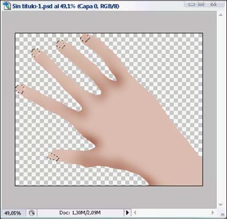 Tutorial Mano Realista con Phjotoshop CS2 04