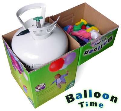 ballon time