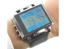 Reloj espia de Thanko