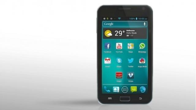 Kogan Agora, el Smartphone más barato