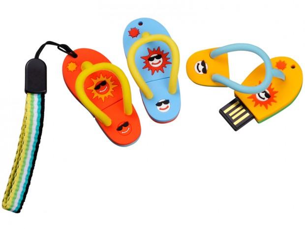 USB Sandalias