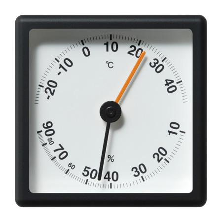 reloj temperatura