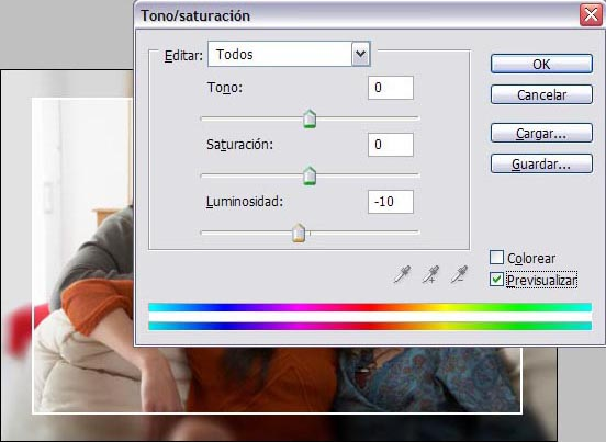 Tutorial Photoshop Marco Glaseado 07