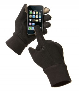 guantes iphone