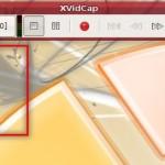 Grabacion de sucesos en escritorio con xVidcap