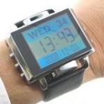 El reloj espía que graba vídeo ya es real