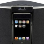 Altavoces portátiles Logic3 i-Station25 para iPod e iPhone