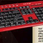 ¿El fin de los teclados QWERTY?