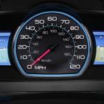 Ford ha creado el Fusion Hybrid Dashboard