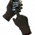 Nuevos guantes para usarlos con los móviles con pantalla táctil