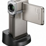 Sony HDR-TG5: Cámara Full HD con GPS