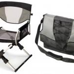 Messenger Bag: Se convierte en una silla