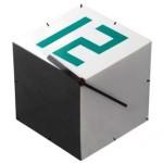 El Cube Clock te da la hora desde todos los ángulos