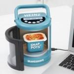Microondas USB de Heinz