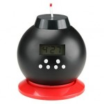 Bomb Bank Alarm Clock