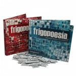 Frigopoesía, el arte de las palabras en imanes