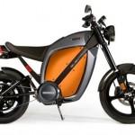 Moto eléctrica Brammo Enertia