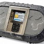 Protege tu iPod con estos altavoces
