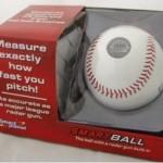 Bola de Béisbol con radar