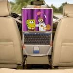 Utiliza tu ordenador como dvd portátil en tu coche