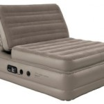 Cama hinchable reclinable