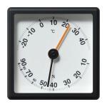 Termómetro con aspecto de reloj