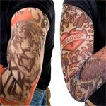 Tatuajes que no duelen