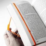 Perfecto marcador de libro