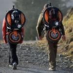 Bicicleta plegable que se hace mochila, el sueño de cualquier aventurero
