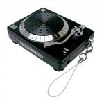 Funky DJ, un altavoz en forma de plato de DJ