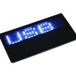 Tu nombre con LEDs
