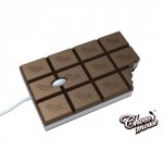 ChocoMouse, un ratón usb de chocolate