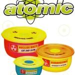 Tuppers atómicos