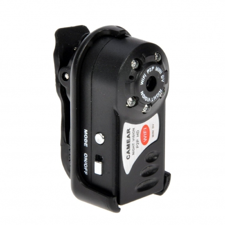 mini camara WIFI vigilancia espia HD Q7 MD81 DV P2P android IP